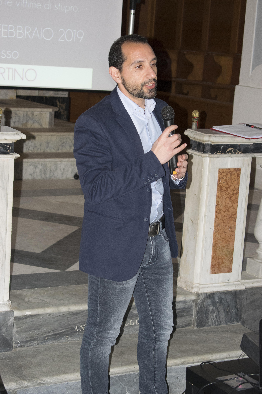 Vincenzo Domenico Nobile - Vice presidente Specialmente Aps