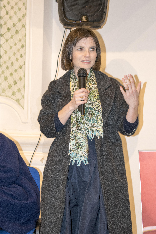 Laura Mangialardo - Assessore ai servizi sociali di COPERTINO